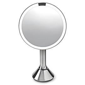 "simplehuman 8"" Sensor Mirror with Touch-Control Brightness"