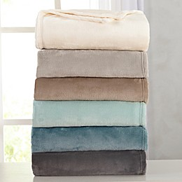 Great Bay Home Melinda Ultra-Plush Blanket
