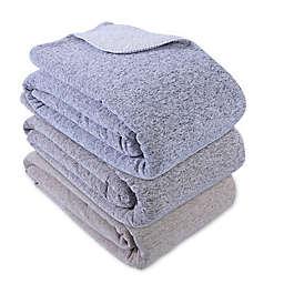 Berkshire Blanket® Sweaterknit Reversible Blanket