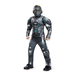 Halo Spartan Locke Classic Muscle Child's Halloween Costume