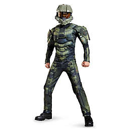 Halo Master Chief Muscle Child's Halloween Costume