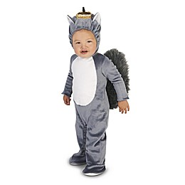 Squirrel Infant Halloween Costume
