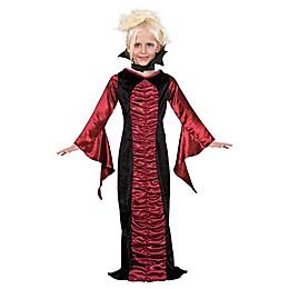 Seasons Gothic Vampire Girls Costume
