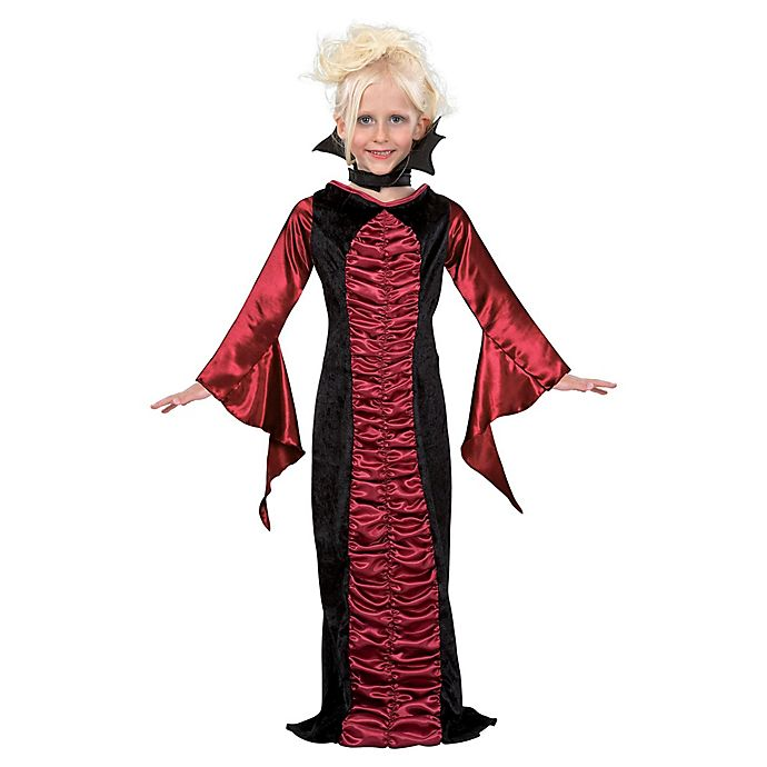 Alternate image 1 for Seasons Gothic Vampire Girls Costume