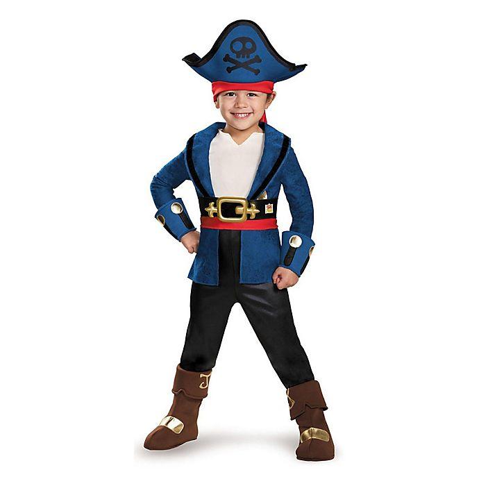 Alternate image 1 for Captain Jake Child's Halloween Costume