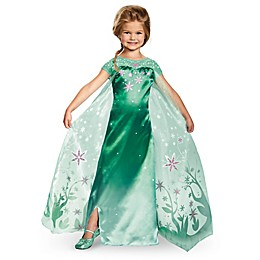 Frozen Fever Deluxe Elsa Toddler Halloween Costume