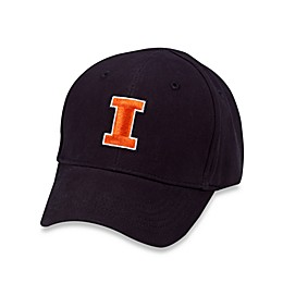 Toddler Replica University of Illinois Baseball Hat