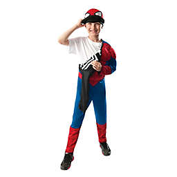 2-in-1 Ultimate Reversible Spider-Man Child's Halloween Costume
