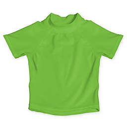 My SwimBaby® UV Shirt in Lime Green