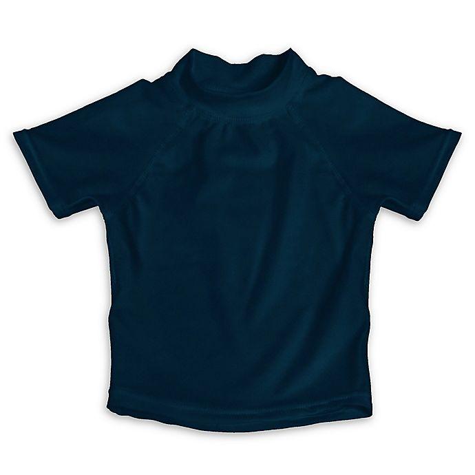 Alternate image 1 for My SwimBaby® Size 3T UV Shirt in Navy