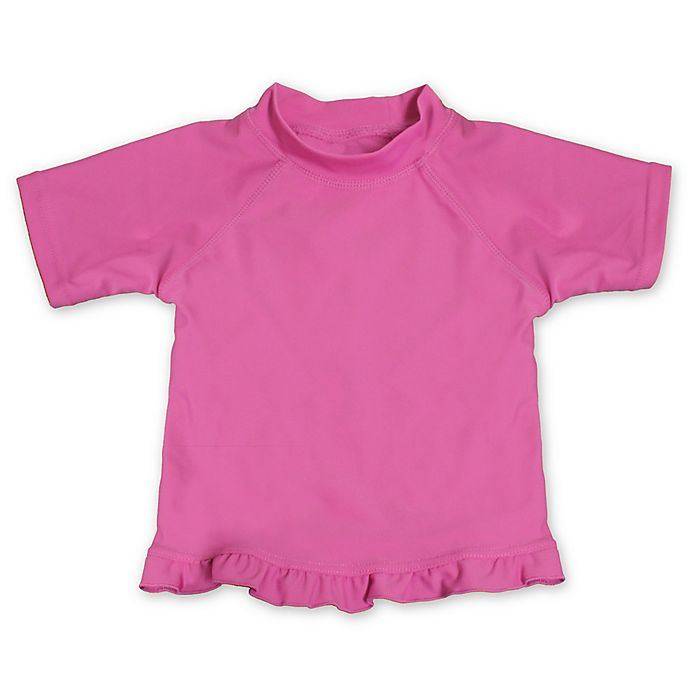 Alternate image 1 for My SwimBaby® Size Smalll UV Shirt in Pink