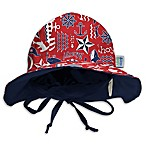My SwimBaby® Size Medium Ahoy Sun Hat