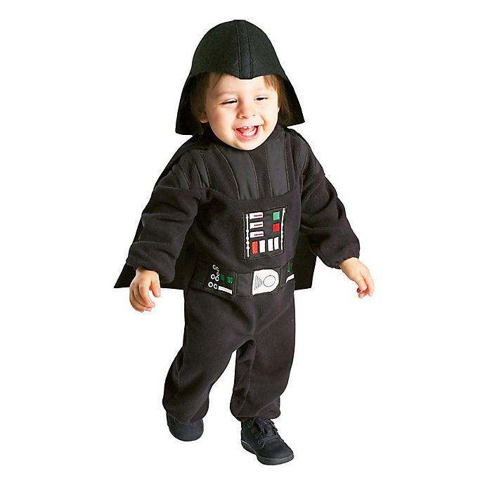 Alternate image 1 for Darth Vader Fleece Size 2-4T Child's Halloween Costume