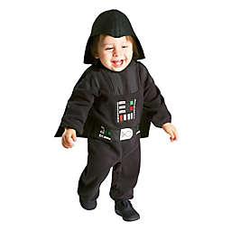 Darth Vader Fleece Size 2-4T Child's Halloween Costume