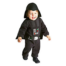 Darth Vader Fleece Size 2-4T Child's Halloween Costume