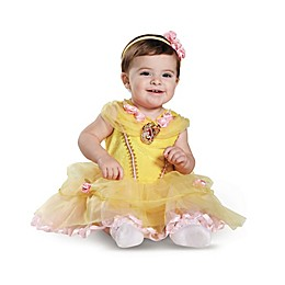 Belle Size 12-18M Infant Halloween Costume