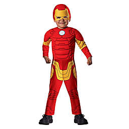 Avengers Assemble Iron Man Size 2-4T Child's Halloween Costume