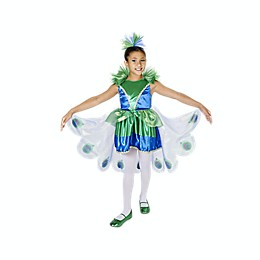 Peacock Small Child's Halloween Costume