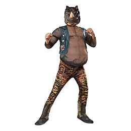 TMNT 2: Rocksteady Large Deluxe Move Child's Halloween Costume