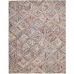 Nourison Interlock Hand Tufted Multicolor Rug