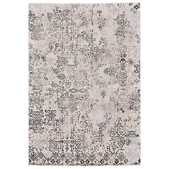 Alternate image 1 for Feizy Rugs Edingburgh 10-Foot x 13-Foot 2-Inch Rug in White/Birch