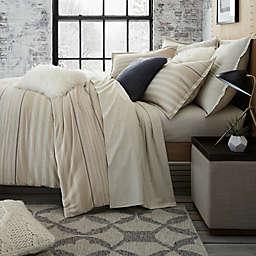 UGG® Lunar Stripe Cotton Flannel Duvet Cover