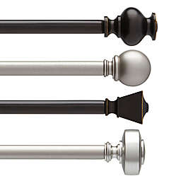 Decorative Curtain Rods Bed Bath And Beyond Canada