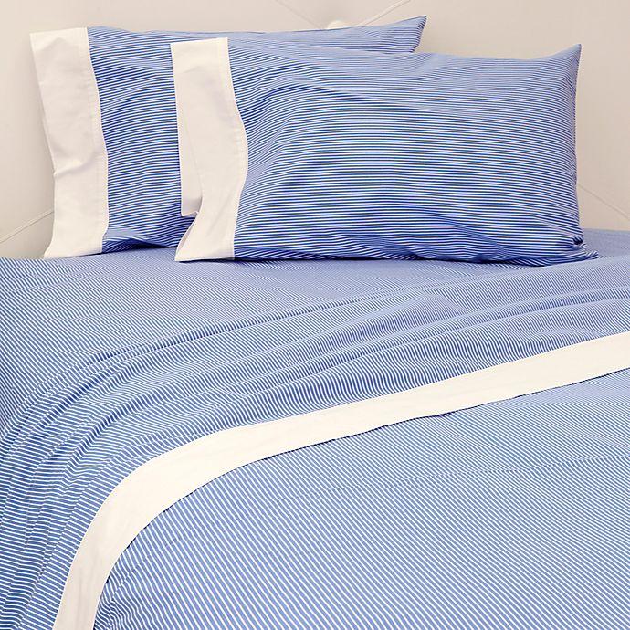 Bespoke Bengal Stripe Sheet Set Bed, Bengals Queen Bedding