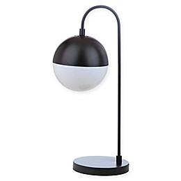 Safavieh Cappi Table Lamp in Black