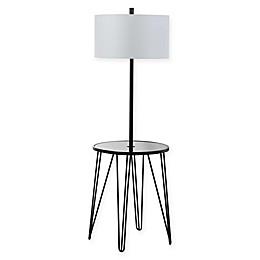 Safavieh Ciro Floor Lamp with Side Table