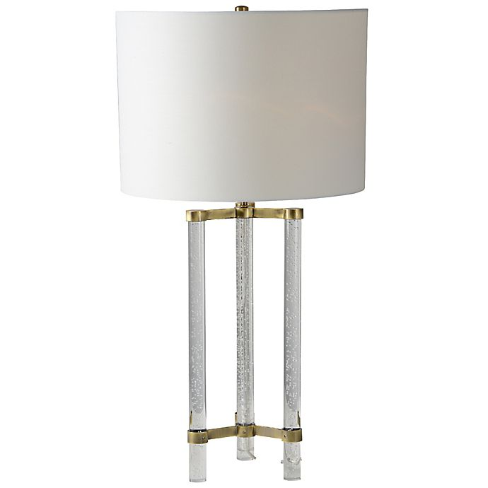 Alternate image 1 for Ren-Wil Dais Table Lamp in Antique Gold
