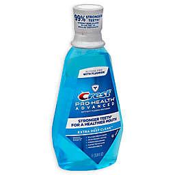 Crest® Pro-Health™ 33.8 fl. oz. Advanced Anticavity Fluoride Mouthwash in Blue Fresh Mint