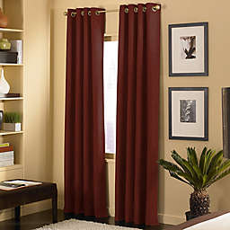 Cameron Grommet Top Window Curtain Panel (Single)