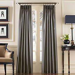 Reyna Light Filtering Rod Pocket Window Curtain Panel Pair (Single)