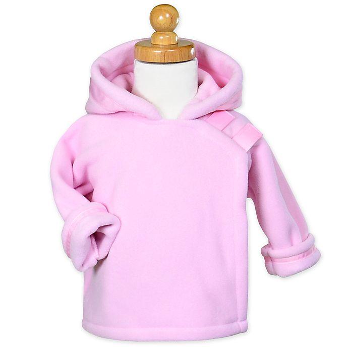 51c0da1c1bb9 Widgeon Polartec® Wrap Jacket in Light Pink
