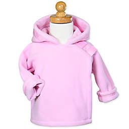 Widgeon Polartec® Wrap Jacket in Light Pink