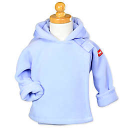 Widgeon Polartec® Wrap Jacket in Light Blue