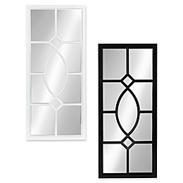 Kate and Laurel Cassat 13-Inch x 30-Inch Wall Panel Mirror