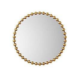 Madison Park Signature Marlow 36-Inch Round Mirror