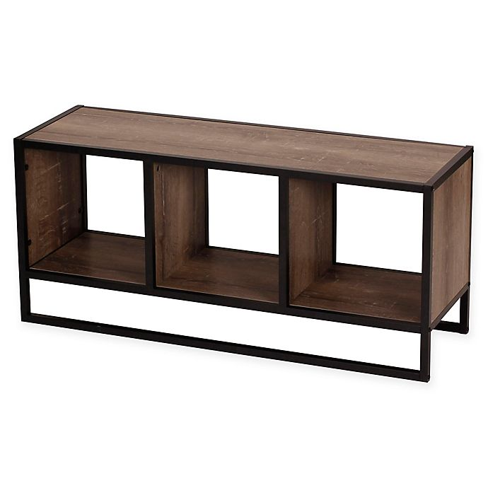 Alternate image 1 for Household Essentials® Ashwood Coffee Table in Grey