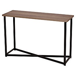 Household Essentials® Ashwood Sofa Table in Grey