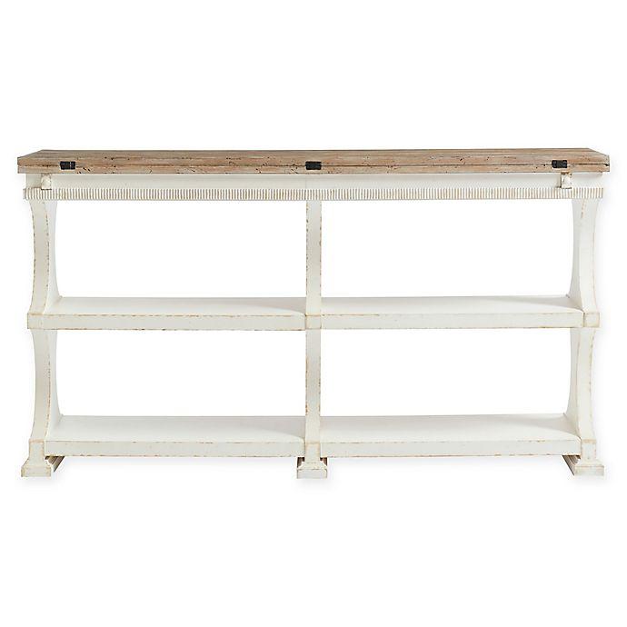 Alternate image 1 for Stanley Furniture Juniper Dell Flip Top Console Table