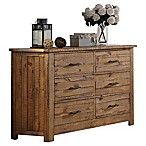 Sonoma Rustic Dresser in Natural