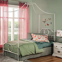 Fashion Bed Group Emsworth Kids Metal Canopy Bed