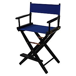 American Trails Extra-Wide Premium 24-Inch Directors Chair with Black Finish