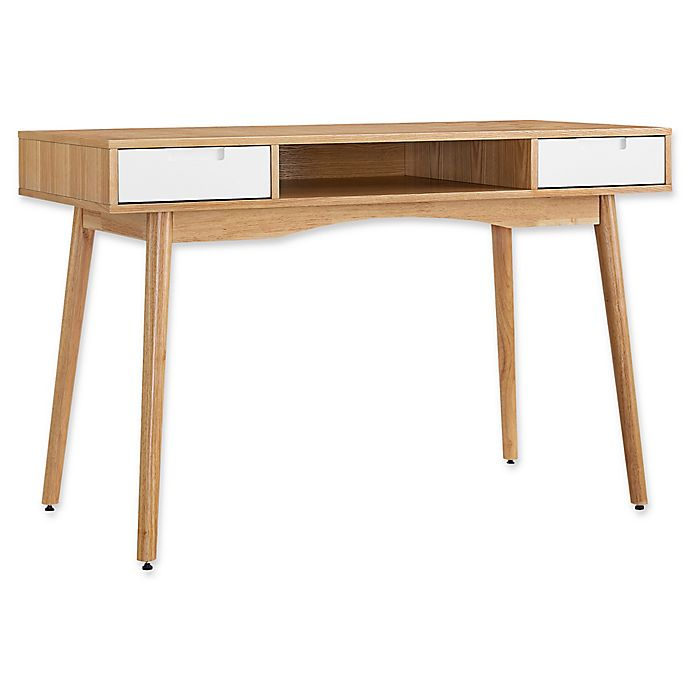 Alternate image 1 for Linon Home Perry Desk in Natural