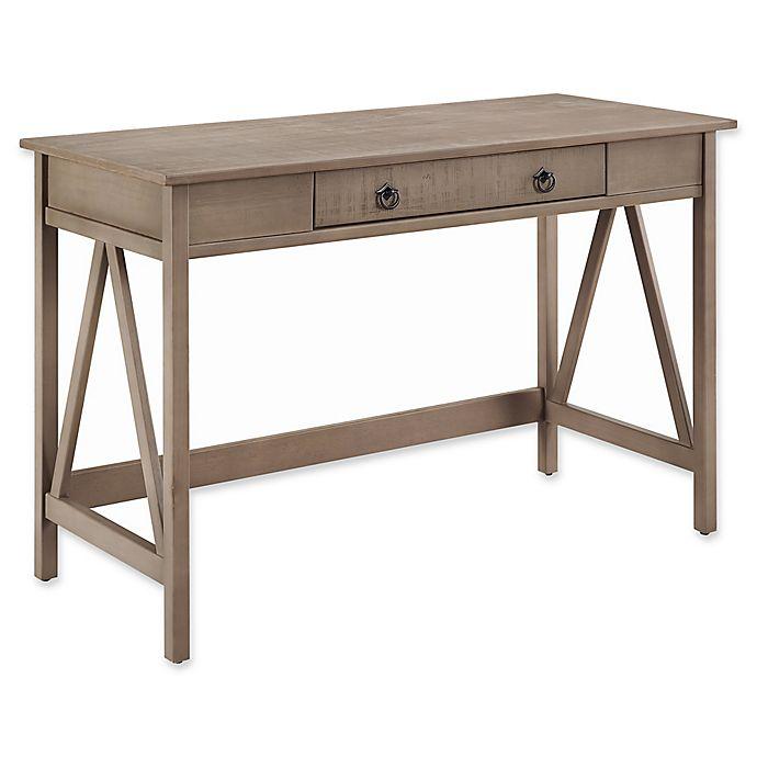 Alternate image 1 for Dylan Driftwood Desk