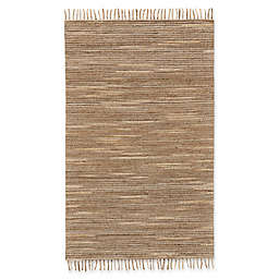 Feizy Burley Crestwood 5-Foot x 8-Foot Area Rug in Natural
