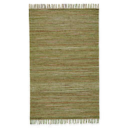 Feizy Burley Crestwood 8-Foot x 10-Foot Area Rug in Green