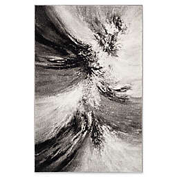 Safavieh Glacier Mystical 2-Foot 7-Inch x 5-Foot Area Rug in Grey/Multi
